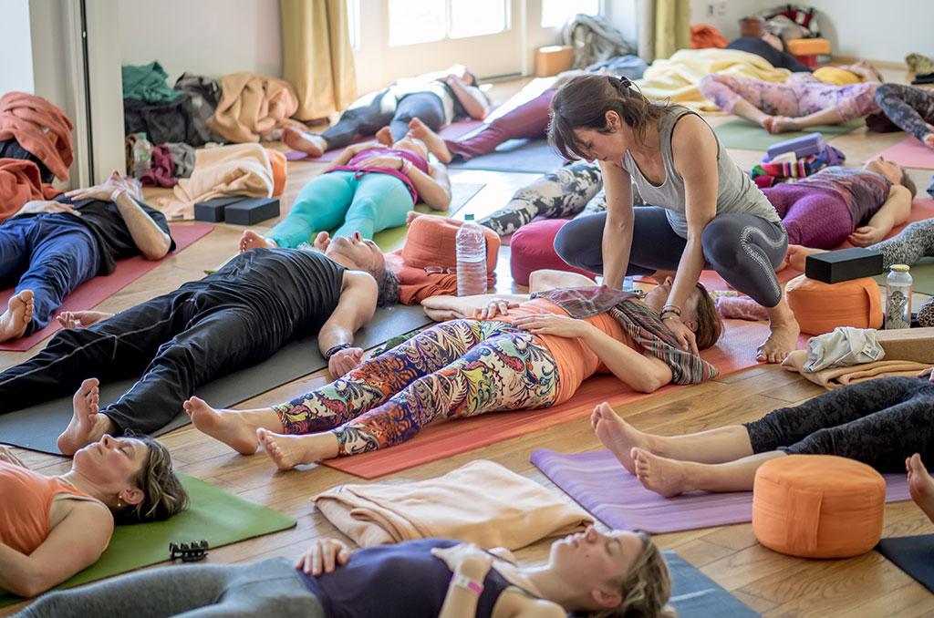 Workshop: Yoga und Ayurveda – die Verbindung der Lehren