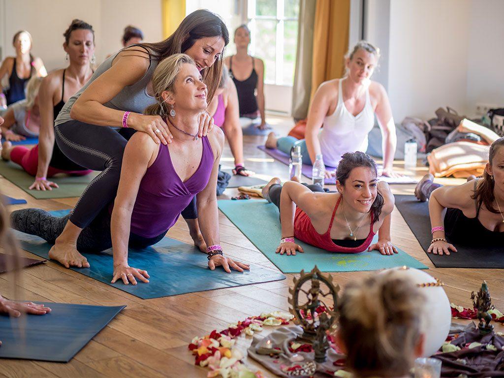 yoga Kurse, yoga workshops, yoga retreats